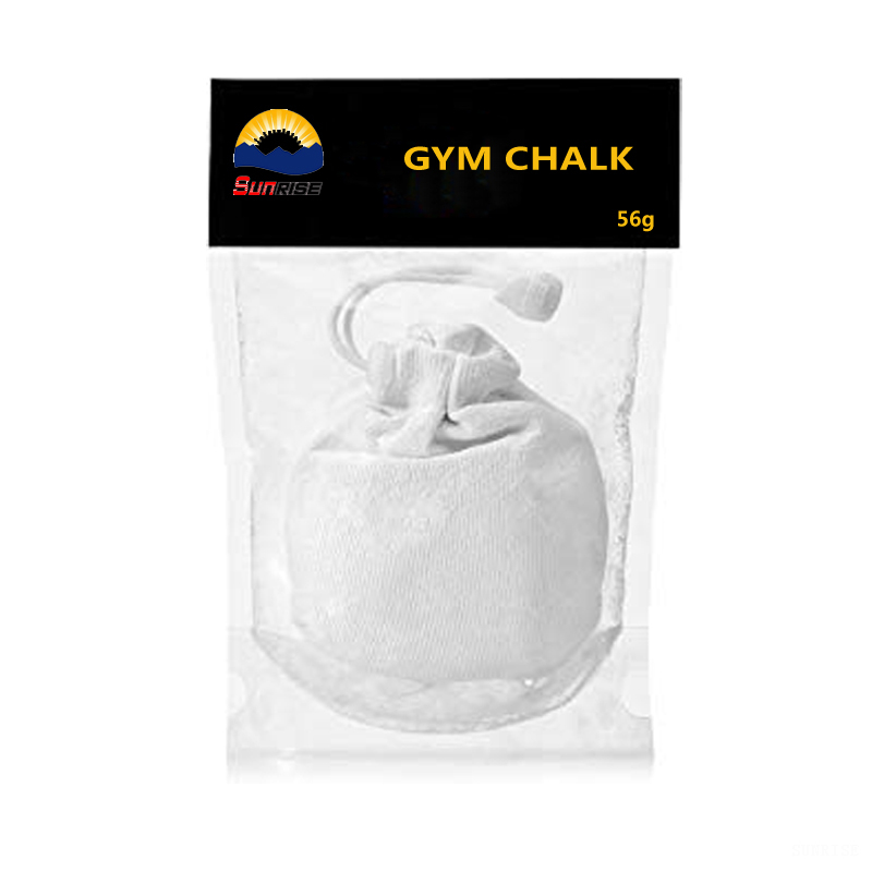 weight lifting athletic chalk ball for rock climbing gym with best quality Increase friction