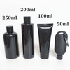 200ml /250ml Black Bottle Liquid Gym Chalk for Sweat Absorb